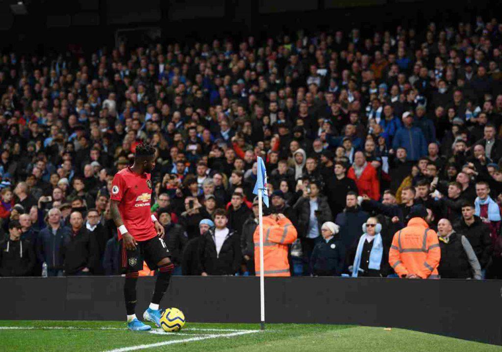 Fred Manchester United razzismo