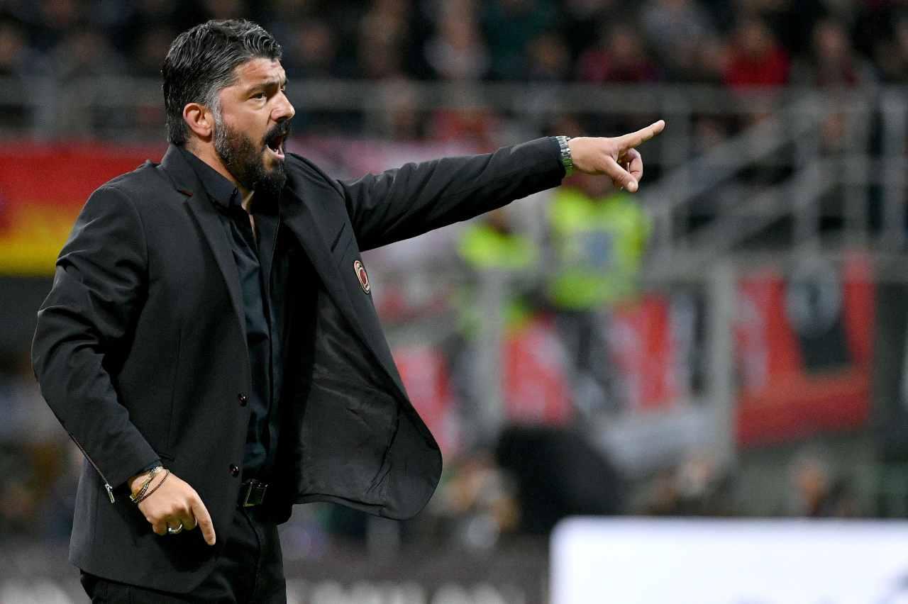 Gattuso Napoli contratto