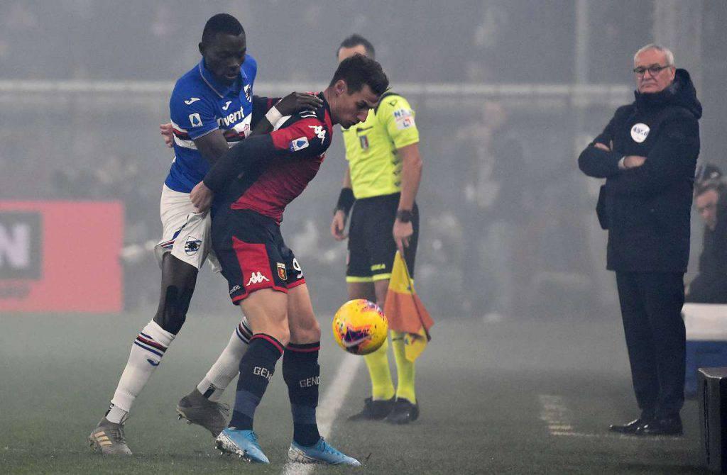 Genoa-Sampdoria Highlights Voti