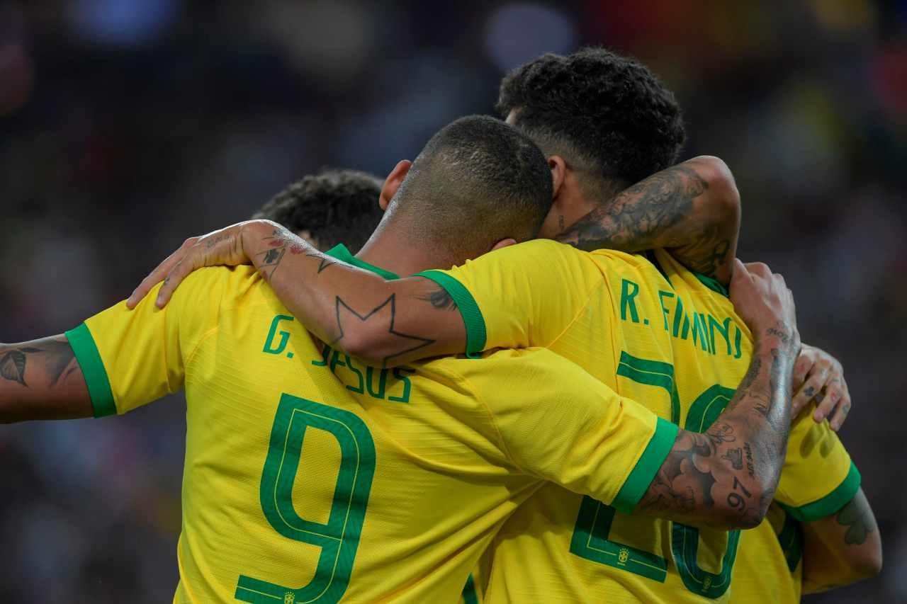 giocatore brasiliano