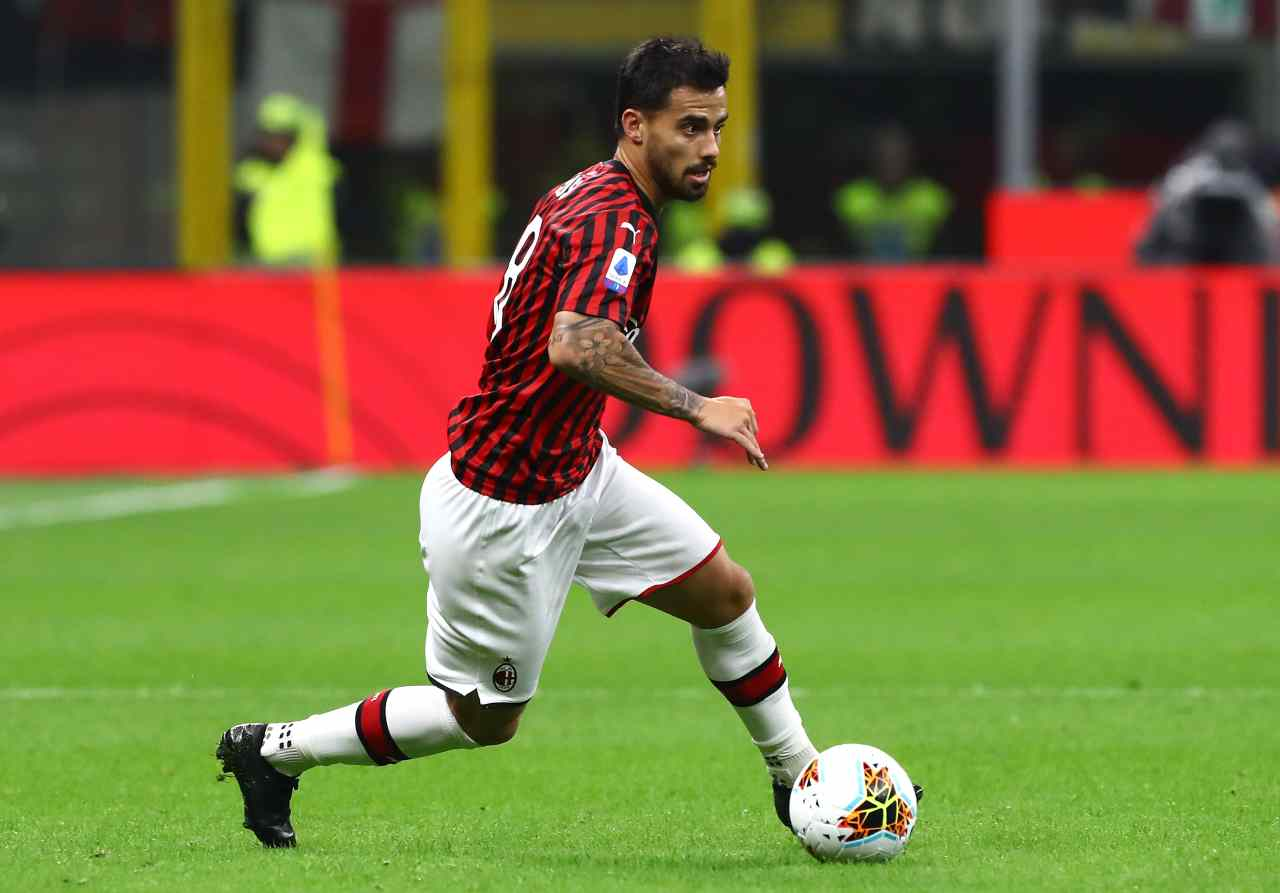 Parma-Milan streaming, Suso