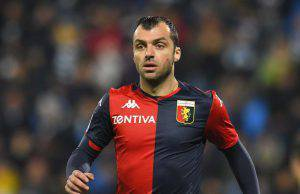 Genoa-Sampdoria streaming, Pandev