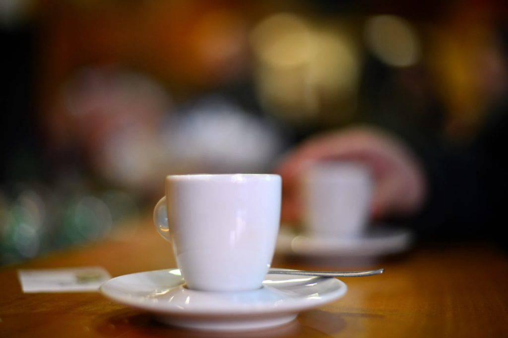 Caffè zucchero di canna