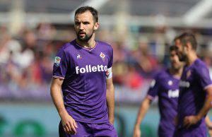Fiorentina-Roma streaming, Badelj