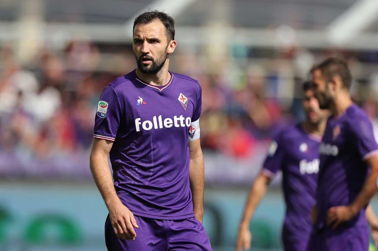 Torino-Fiorentina streaming, Badelj