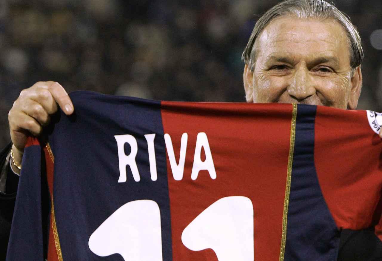 Gigi Riva numero 11
