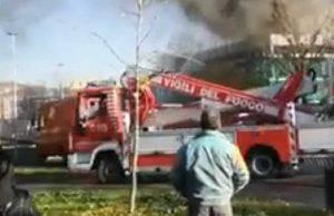 incendio scuola Albertelli Parma