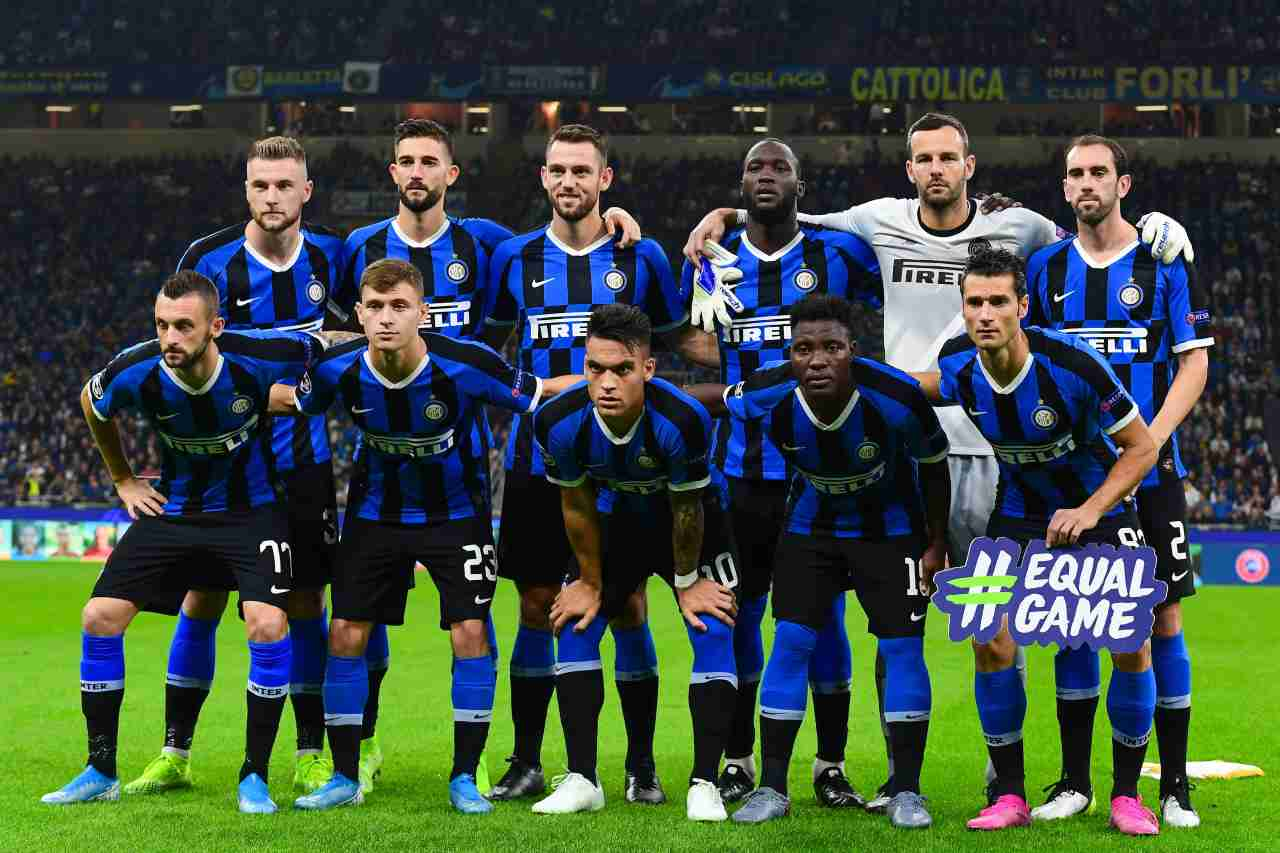 Inter-Barcellona Champions incasso