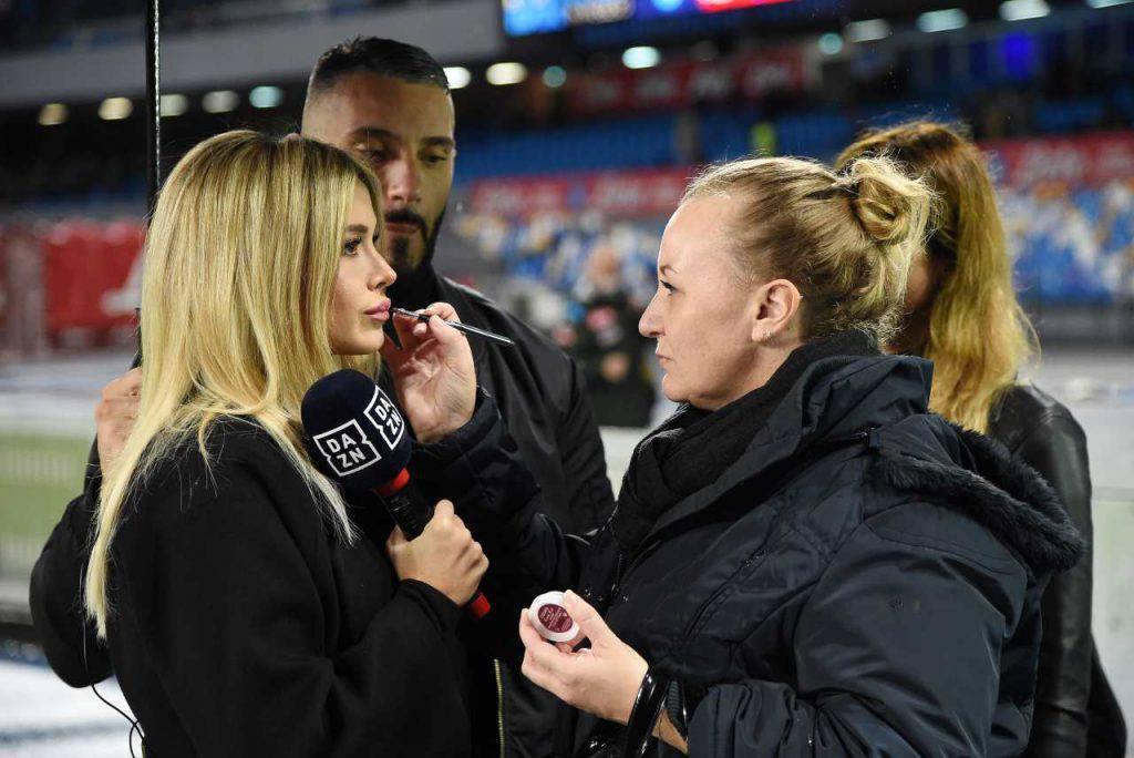 Intervista Diletta Leotta a Ronaldo