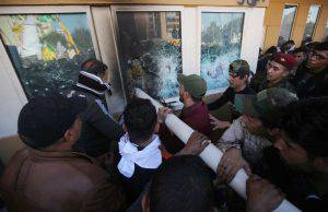 Iraq attacco ambasciata