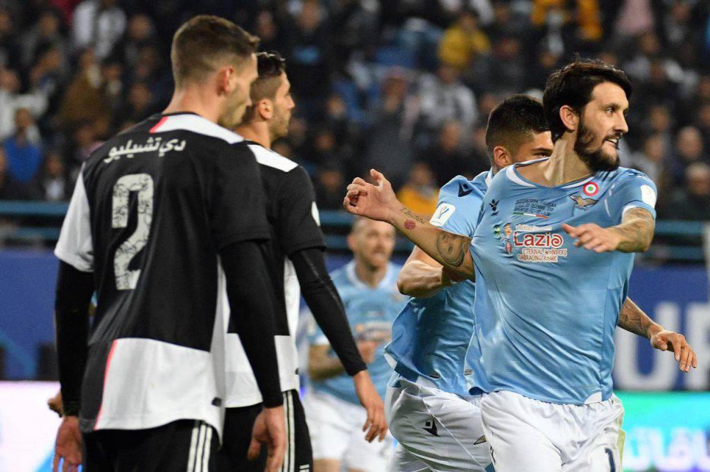 Lazio ripresa Serie A