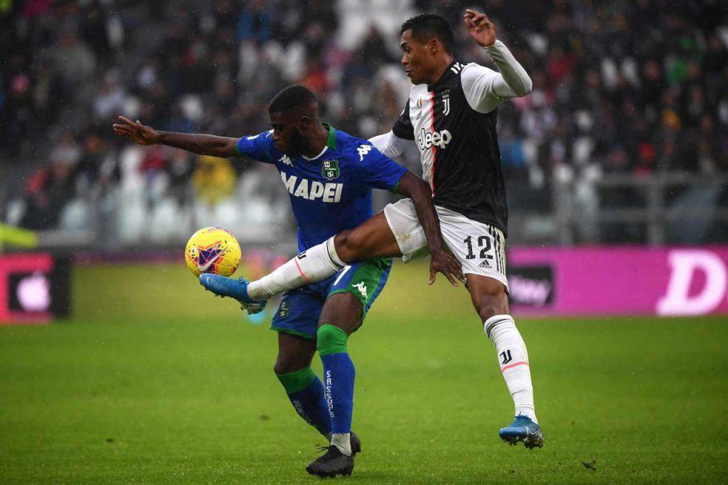 Juventus-Sassuolo highlights voti