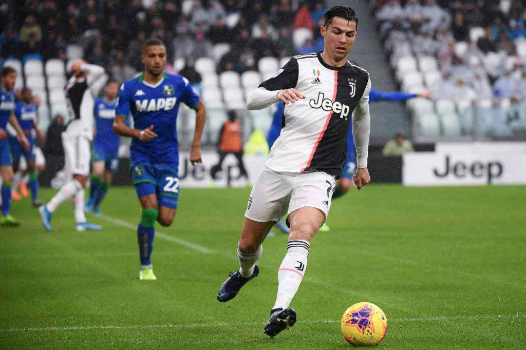 Juventus-Sassuolo voti highlights