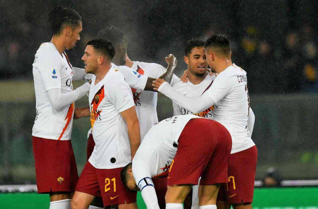 Roma Verona Champions