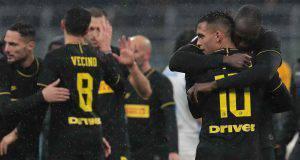 Inter Roma streaming Lukaku Lautaro