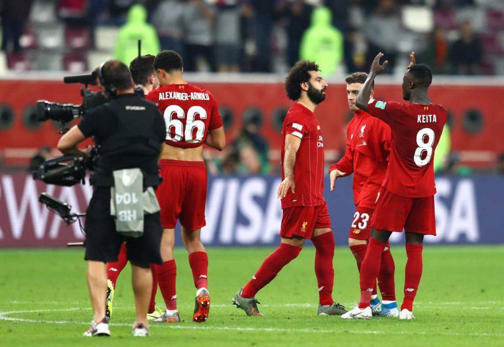 Liverpool Mondiale per Club