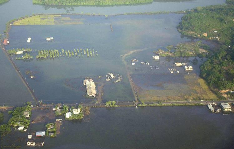 Tsunami 2004 foto