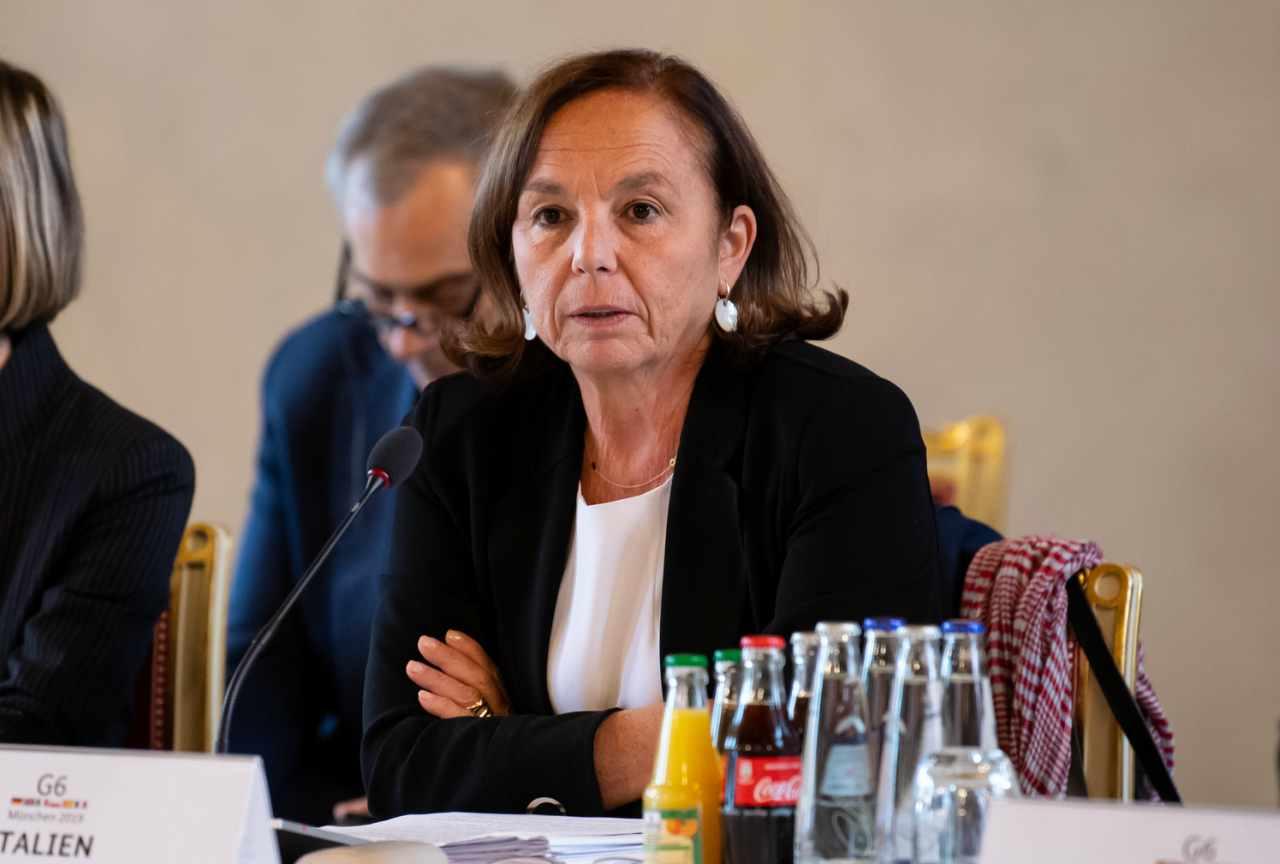Coronavirus Luciana Lamorgese ministro dell'Interno