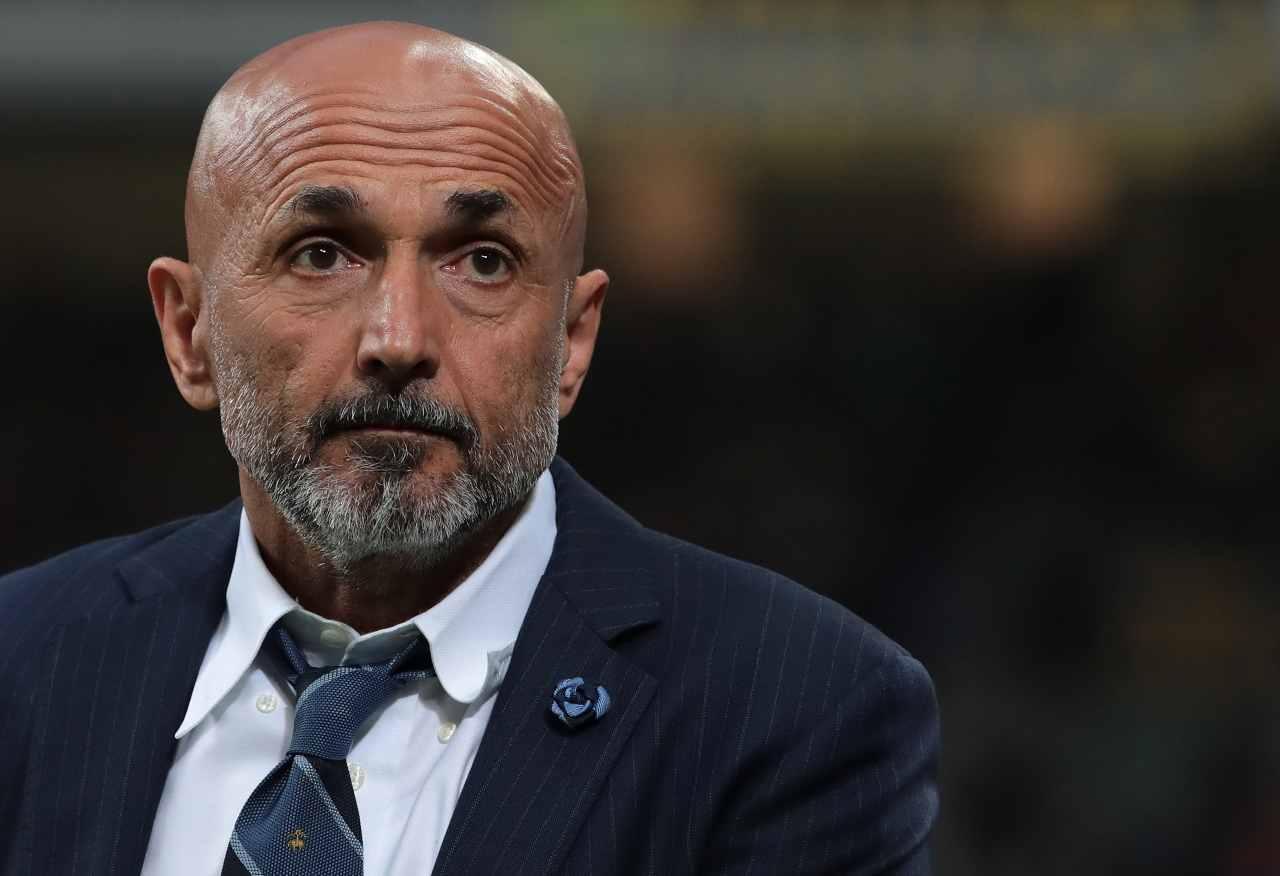 Spalletti nuovo allenatore Fiorentina