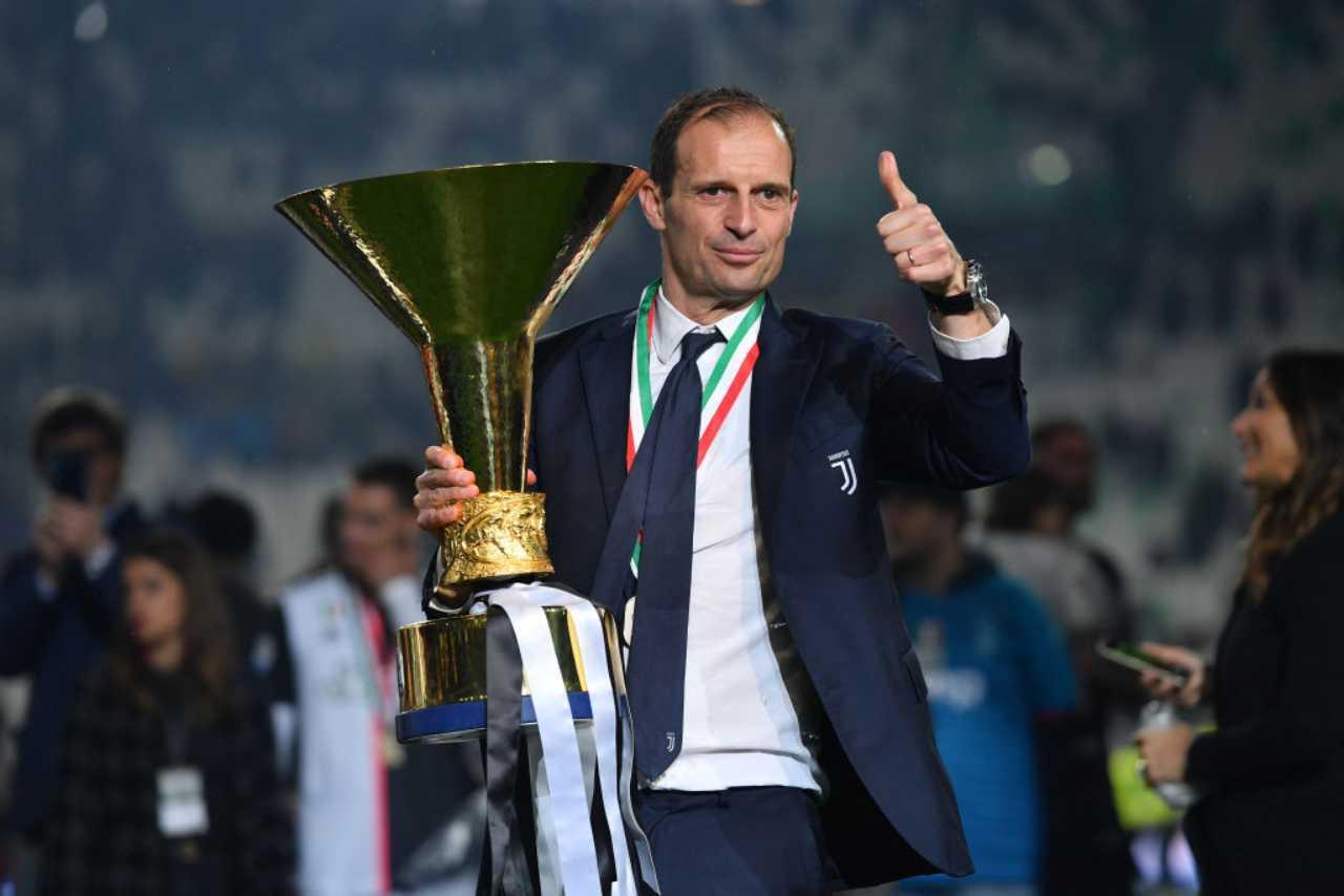 esonero Sarri Juventus