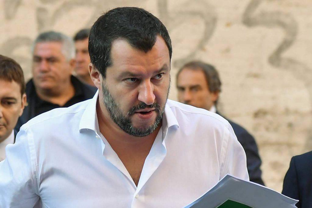 Matteo Salvini caso Gregoretti