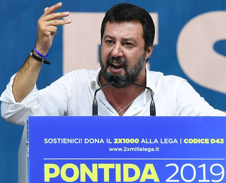 Salvini decreti sicurezza