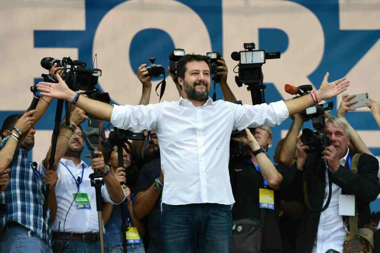 Matteo Salvini Nutri-score