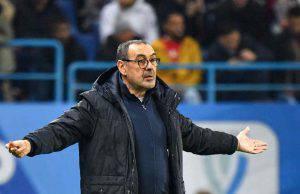 Juventus infortunio