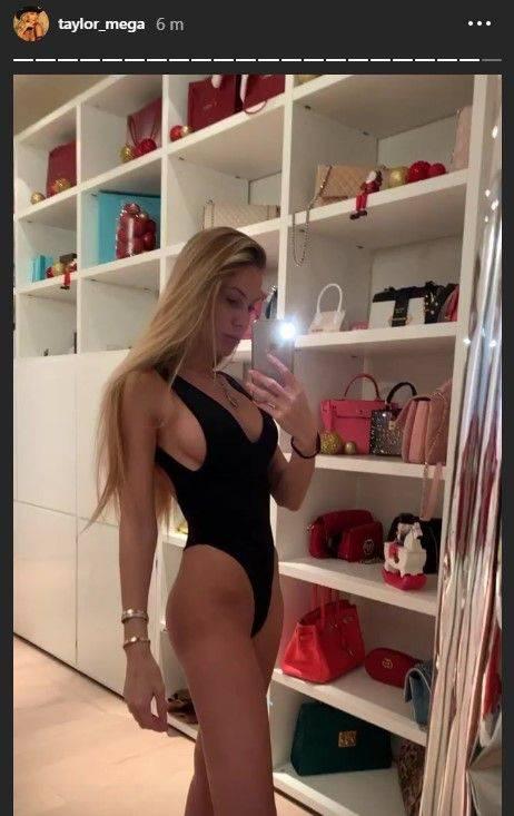 Taylor Mega bikini bellezza