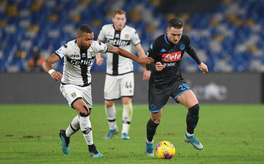 Napoli-Parma highlights voti