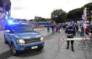 pacco bomba Viminale Polizia