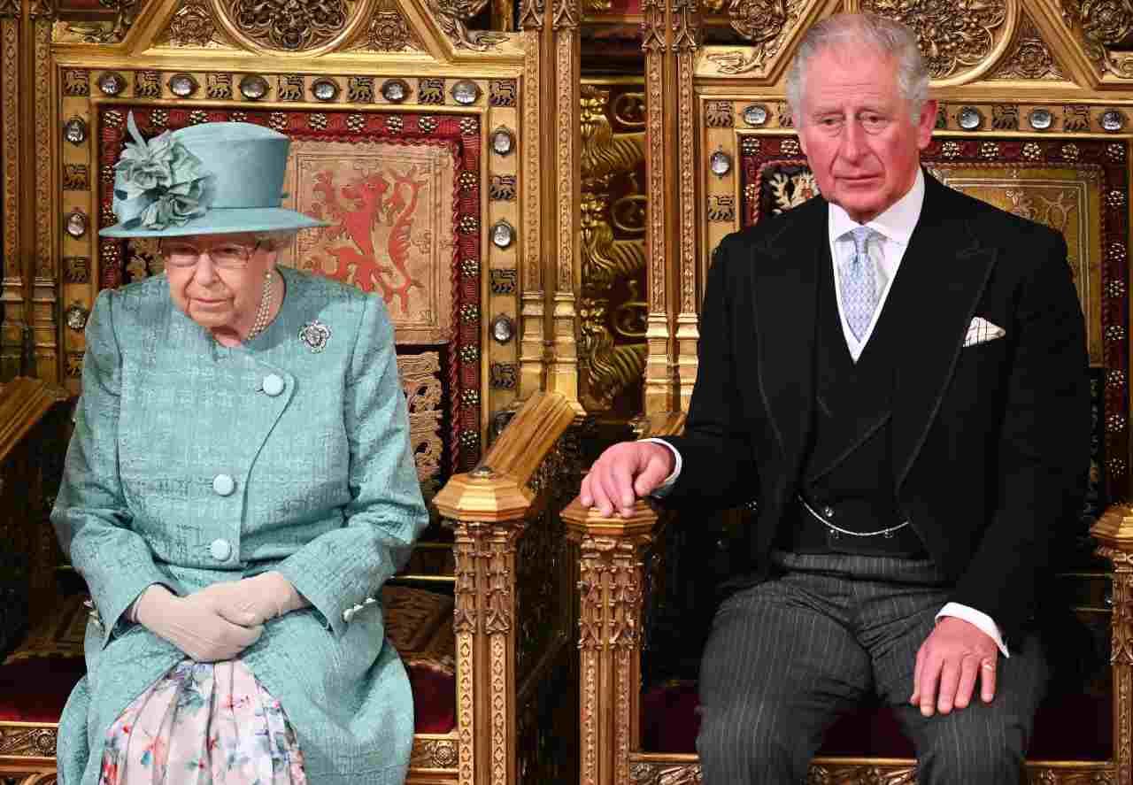 Capodanno Regina Elisabetta