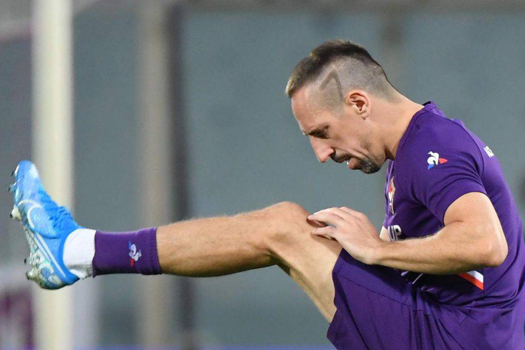Infortunio Ribery