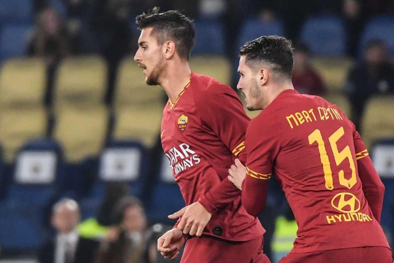 Roma-Spal 2-1