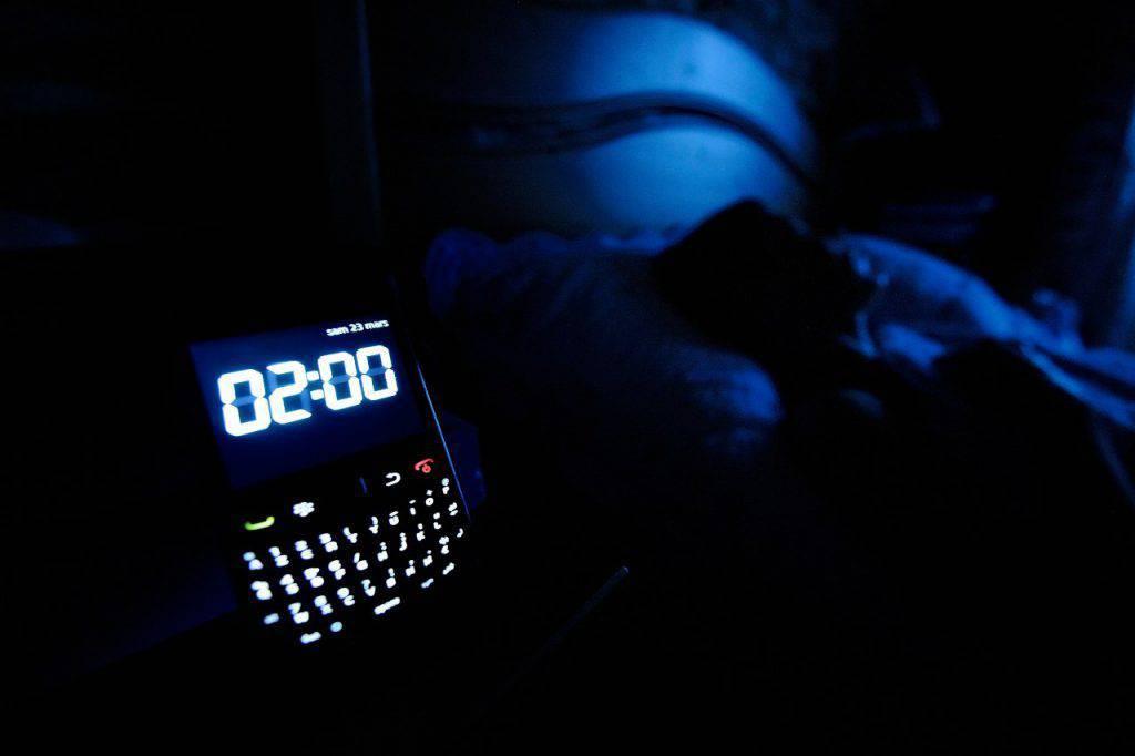 Russare la notte