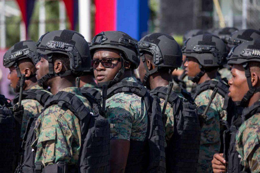 Scandalo Onu soldati Haiti