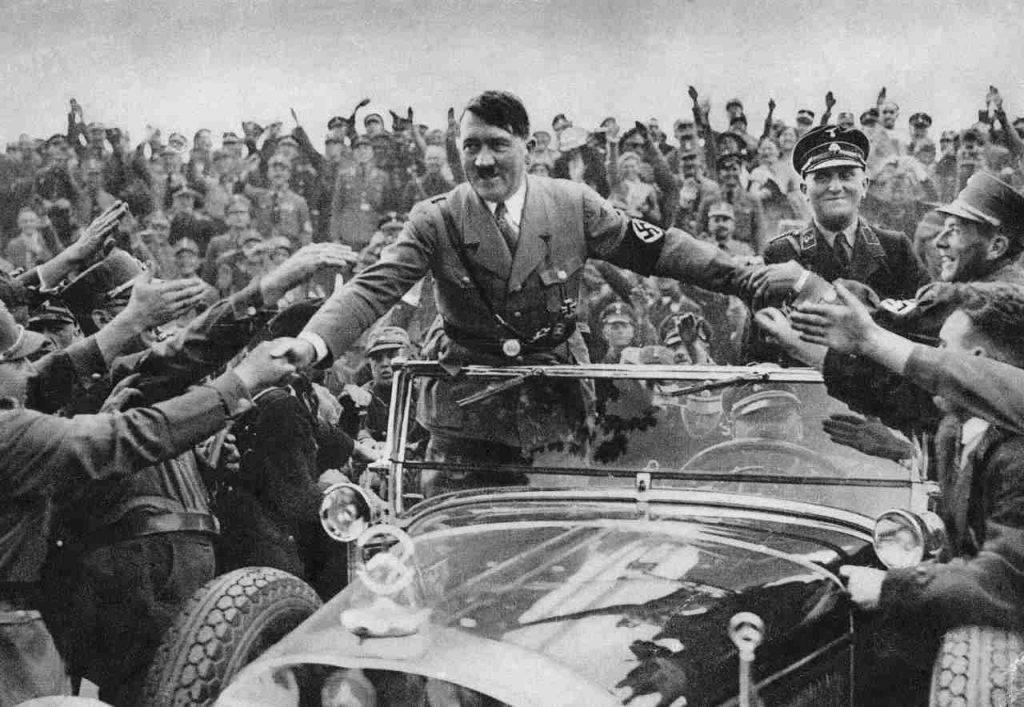 Siena professore Hitler