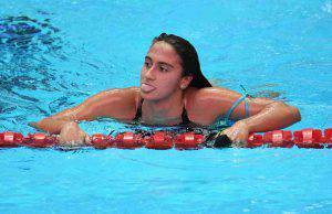 Europei nuoto vasca corta Simona Quadarella