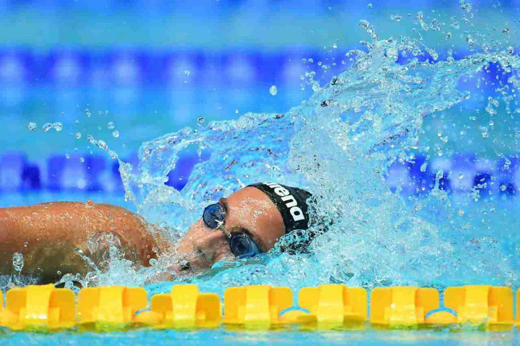 Eur9pei Nuoto Simona Quadarella