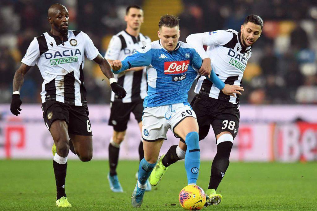 Udinese Napoli Highlights Voti