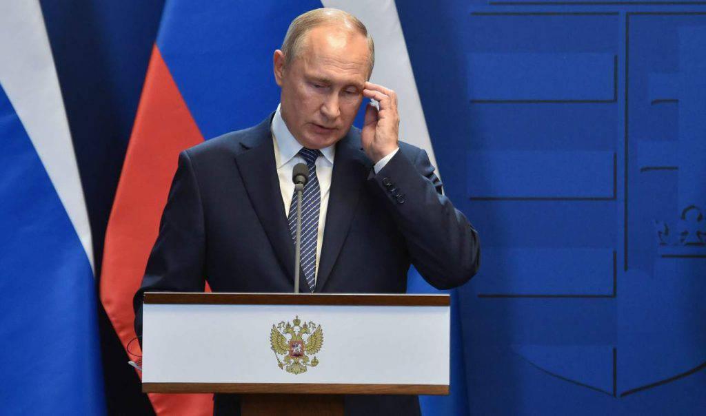 Vladimiri Putin armamenti Russia