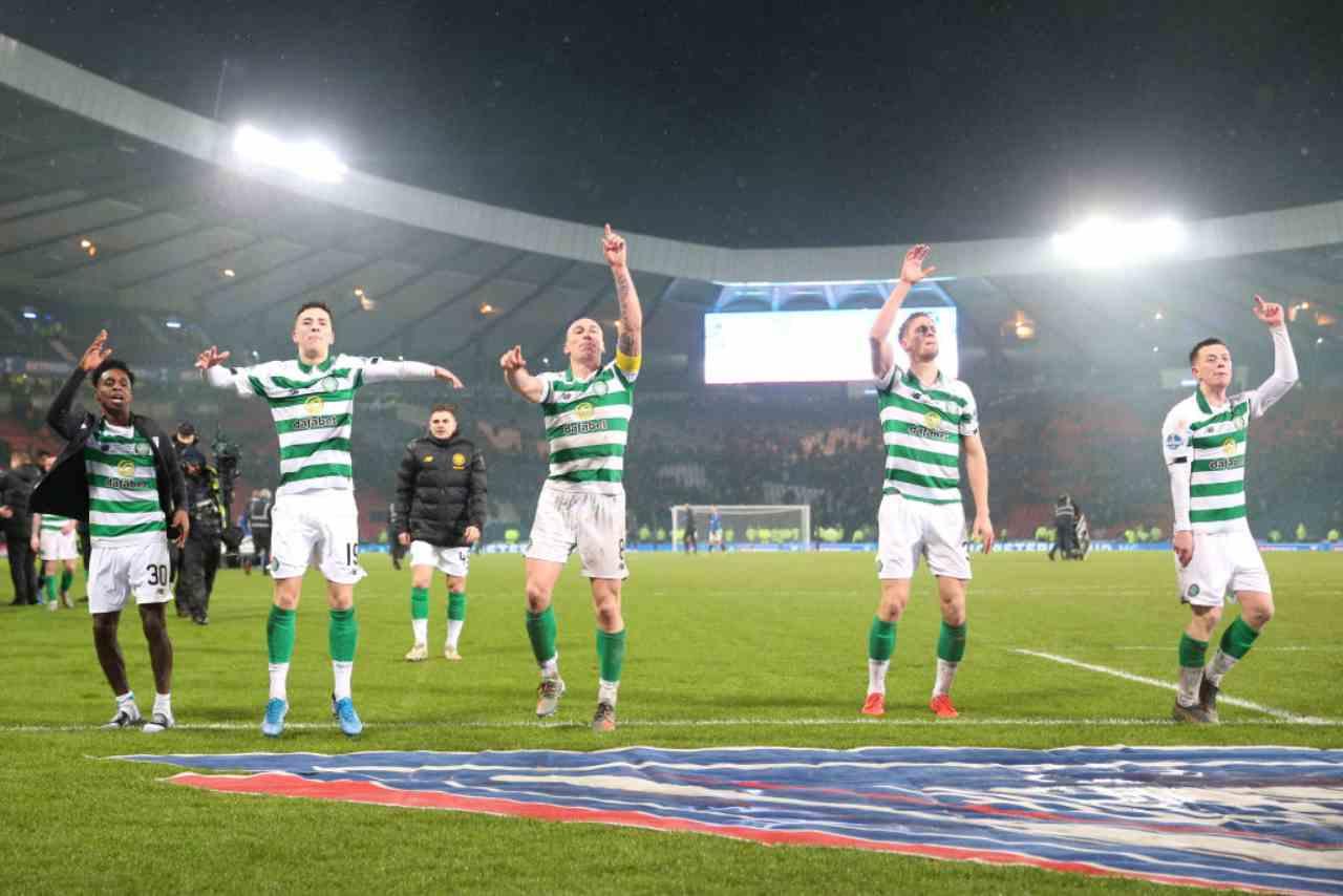 Celtic vince Coppa di Scozia