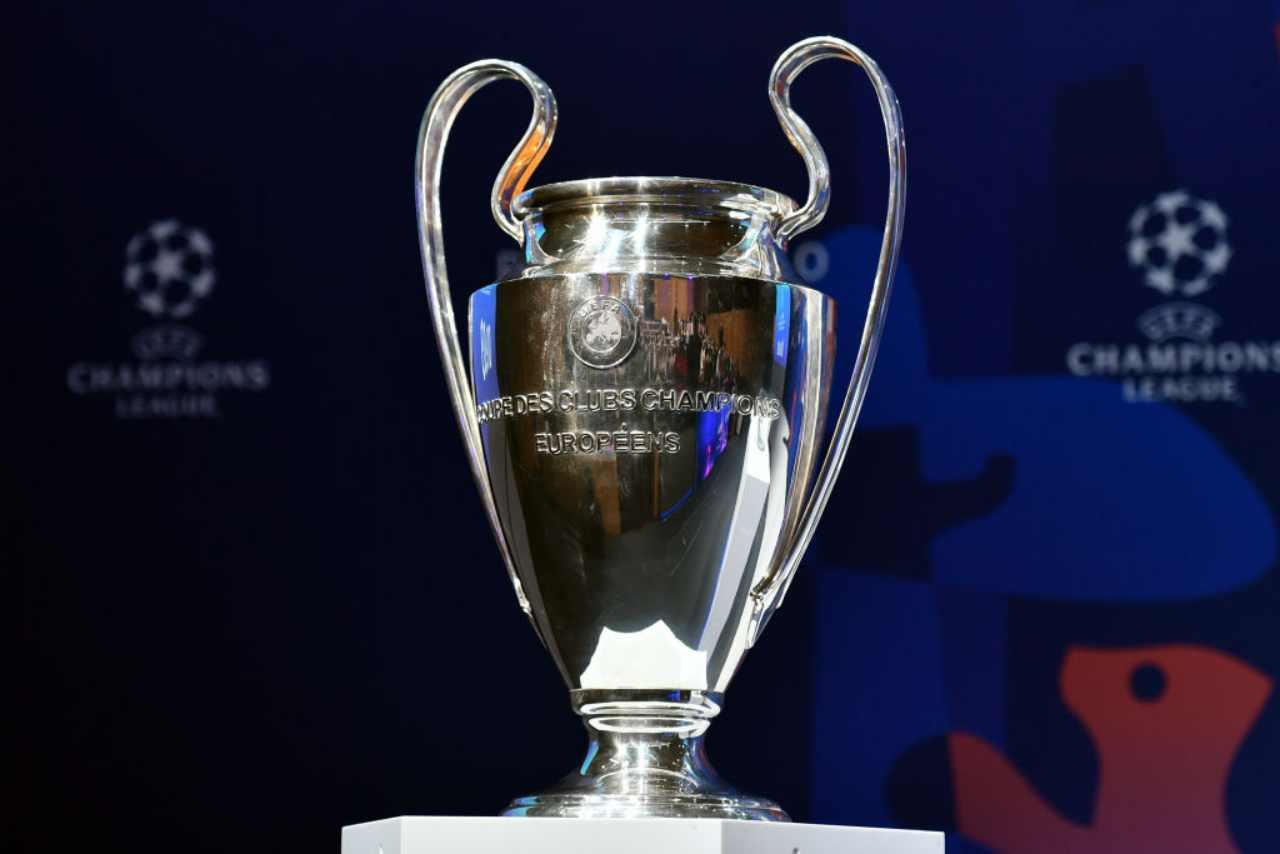 Champions League, sorteggio