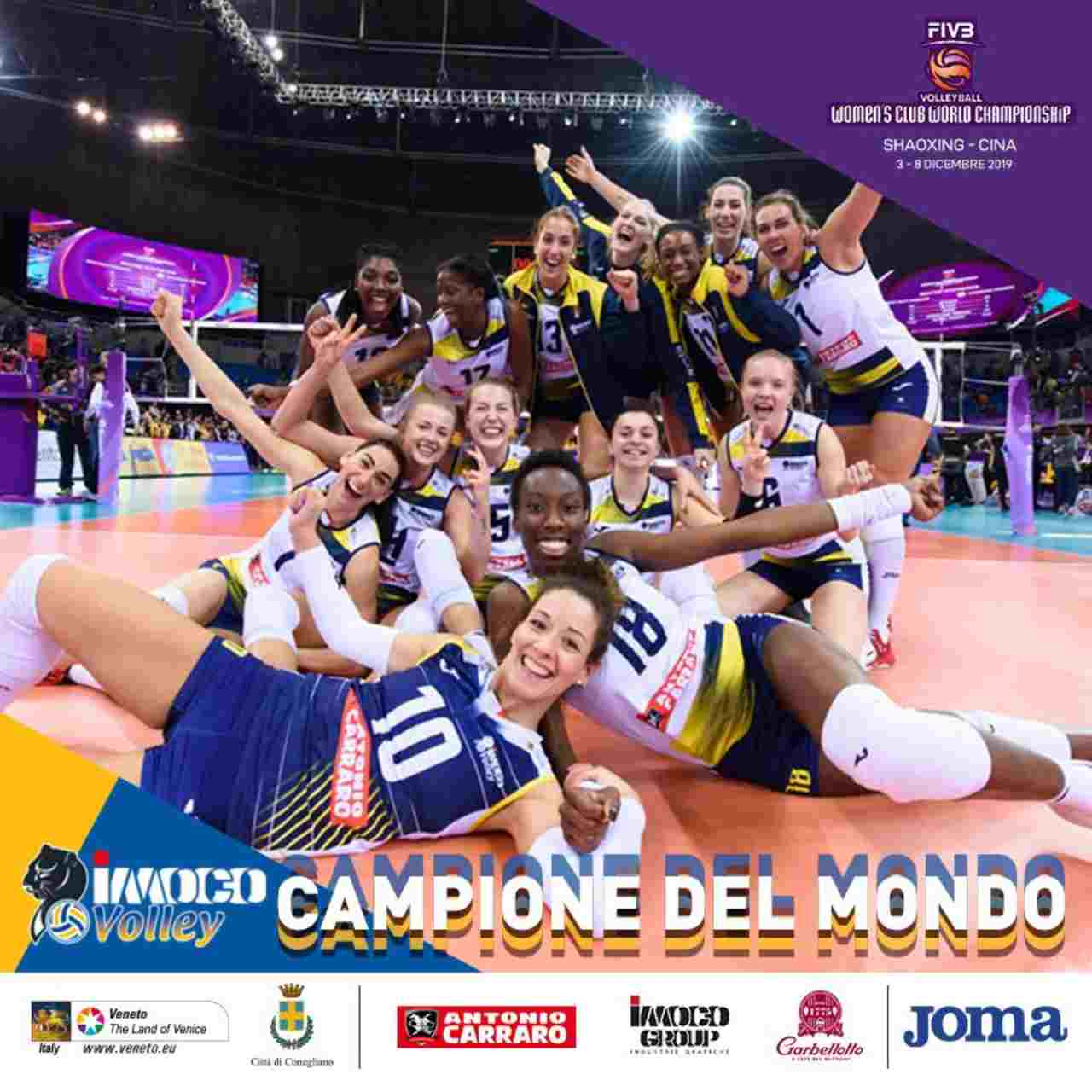 Imoco Conegliano Volley