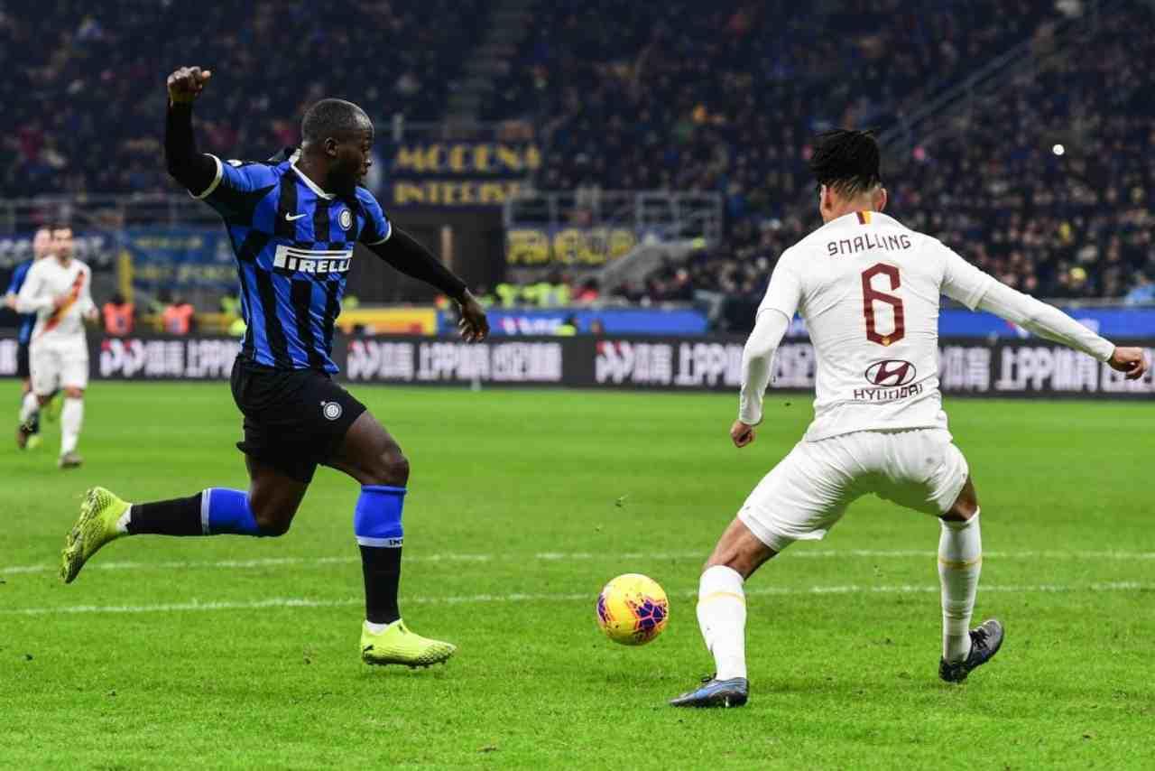 Inter-Roma, anticipo Serie A