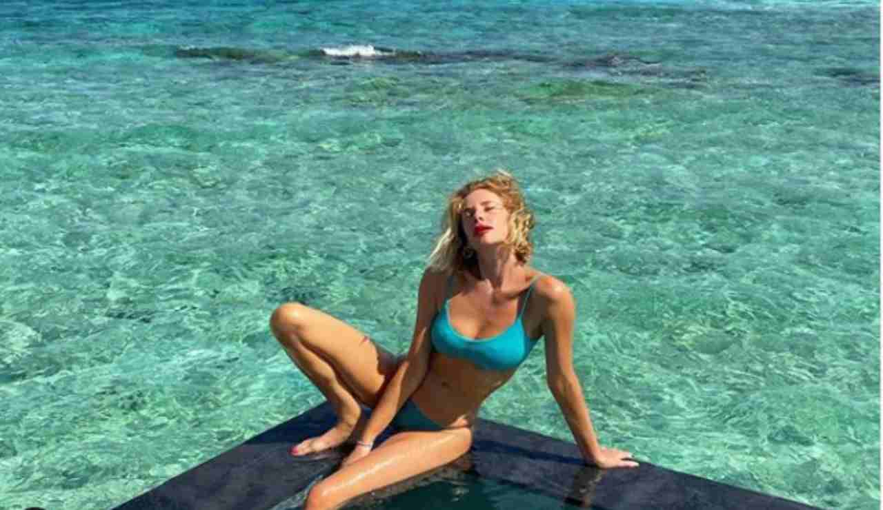 Alessia Marcuzzi foto sexy