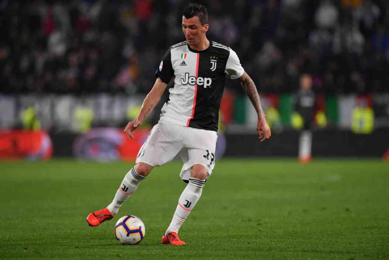 Mario Mandzukic, Juventus
