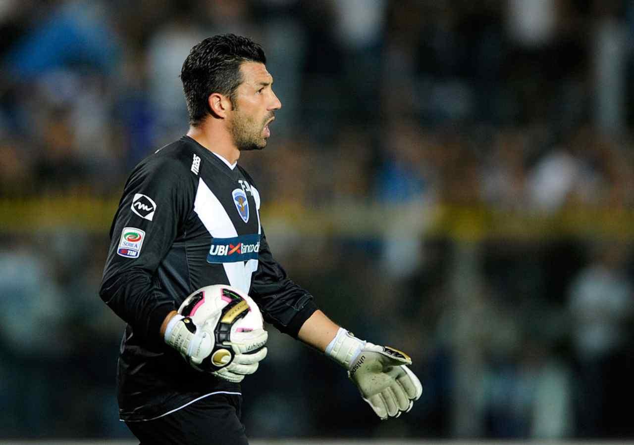 Matteo Sereni, ex portiere in Serie A