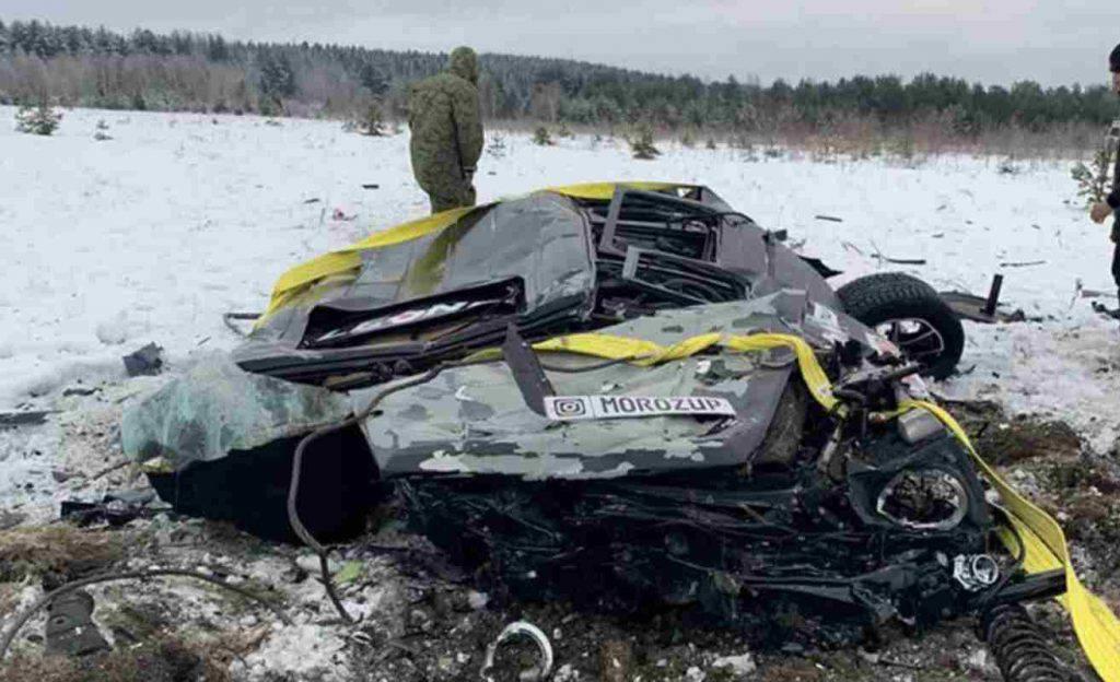 Mercedes AMG 63 Moroz
