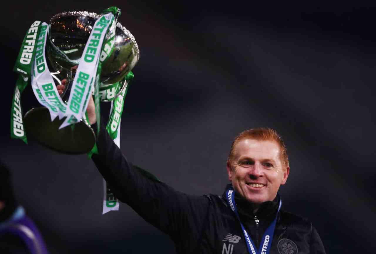 Neil Lennon, allenatore del Celtic
